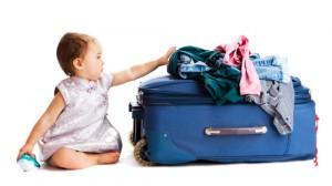 Consejos para viajar con el bebé