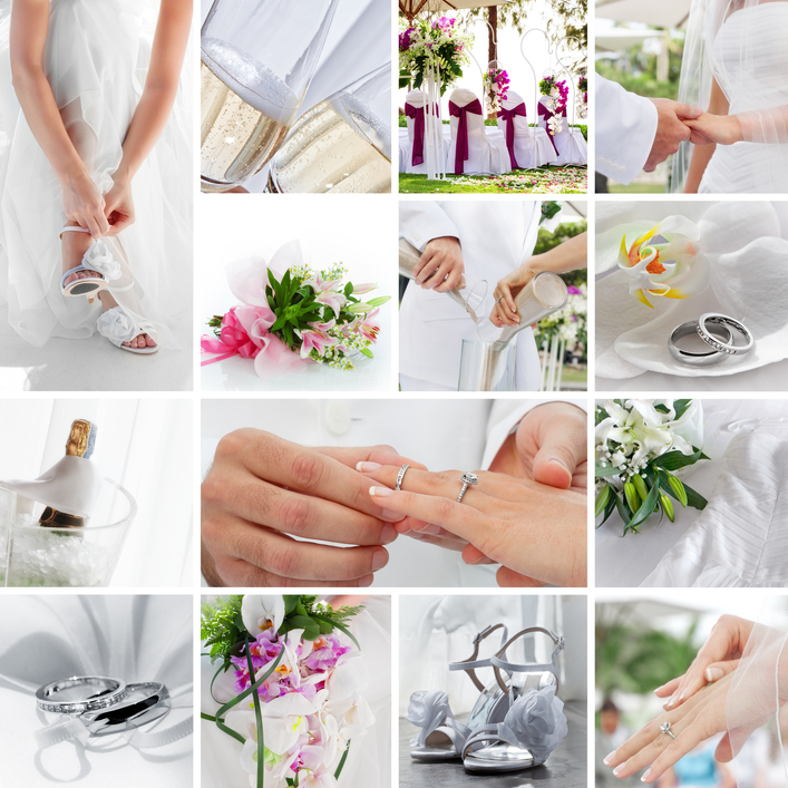 Organización de bodas a medida
