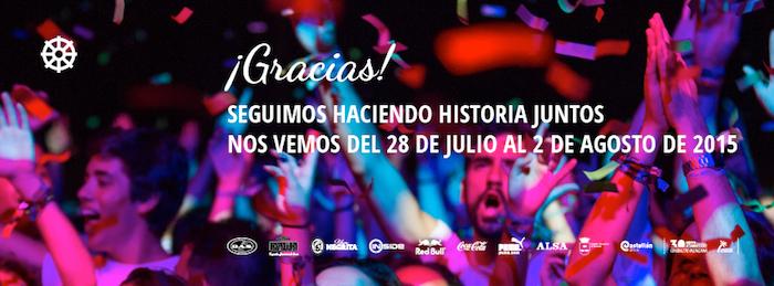 El mejor festival de España