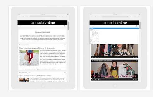 Tu Moda Online Aplicación de Moda