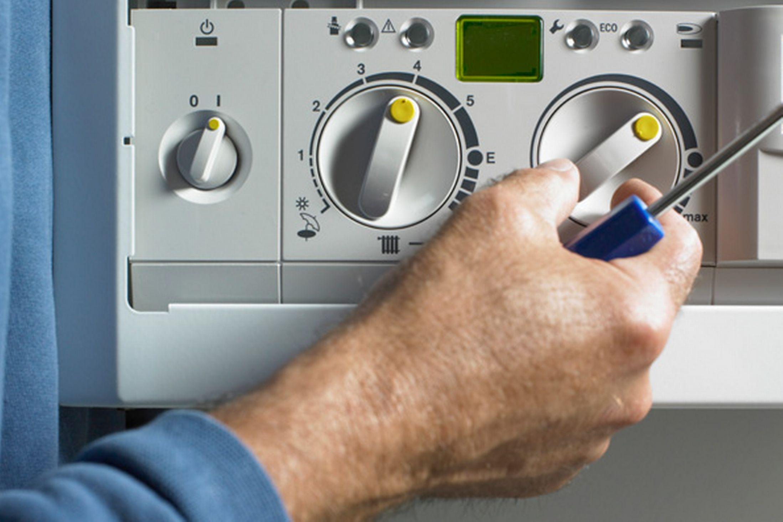 Calderas de gas mantenimiento