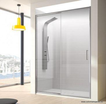 Mamparas de ducha de cristal