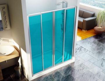 Mamparas de ducha modernas