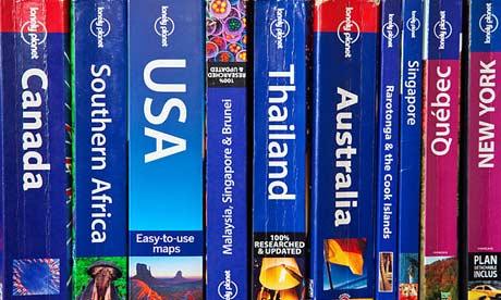 Todos los detalles sobre Lonely Planet
