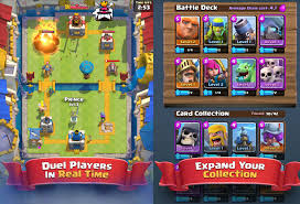 Gameplay Clash Royale