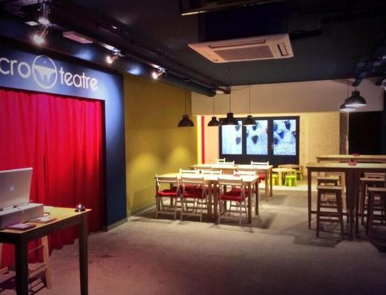 Insonorización de un teatro en VALENCIA