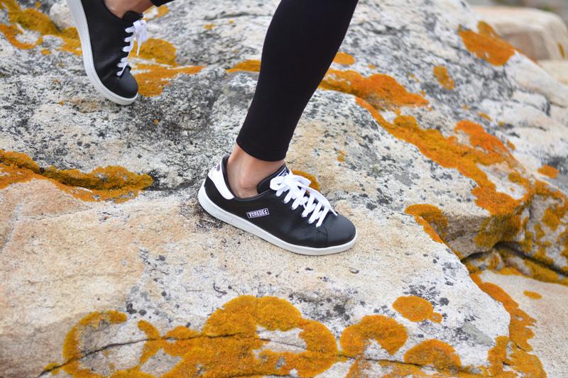 zapatos comodos paredes