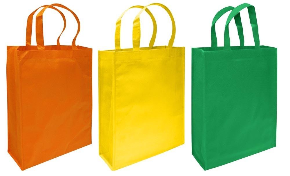 bolsas ecologicas de colores
