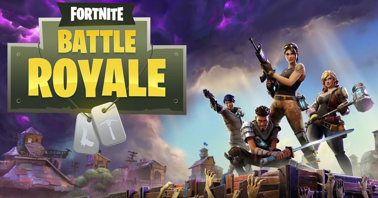 descargar gratis fortnite battle royale